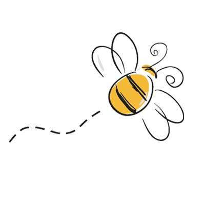 Honey Bees die when they sting