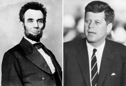 The Lincoln - Kennedy coincidences